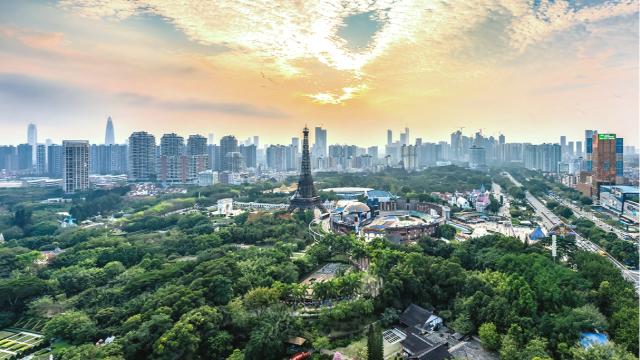 深圳世界之窗携手奥灵柯短视频代运营,探索短视频新战略