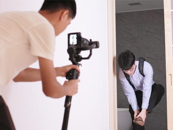 中旅集团短视频拍摄花絮